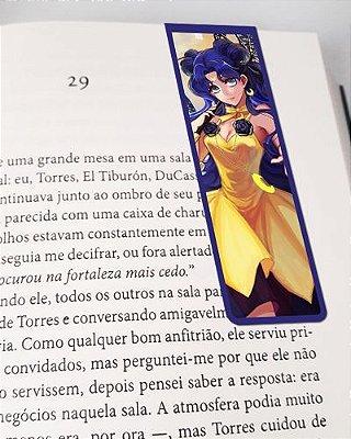 Marcador De Página Magnético Luna - Sailor Moon - MAN456