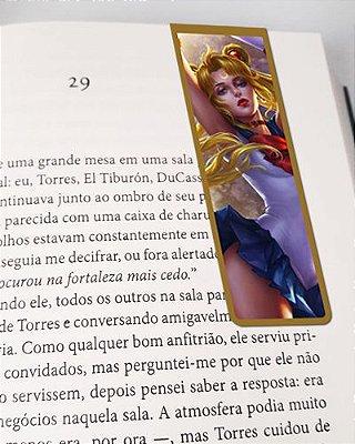 Marcador De Página Magnético Sailor Moon - MAN459
