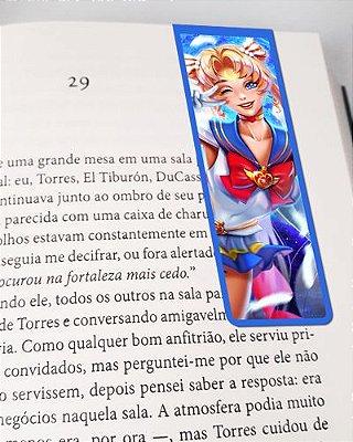 Marcador De Página Magnético Sailor Moon - MAN465