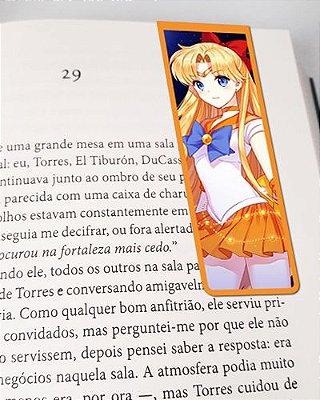 Marcador De Página Magnético Sailor Venus - Sailor Moon - MAN471