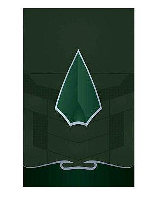 Ímã Decorativo Arqueiro Verde - Arrow - IQD01