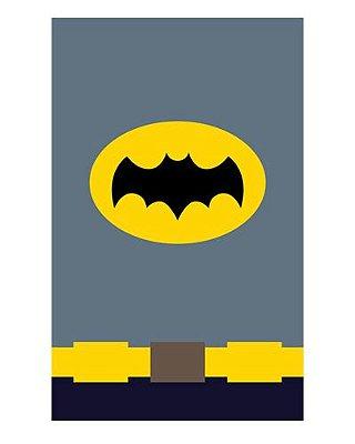 Ímã Decorativo Batman - Batman 1966 - IQD09