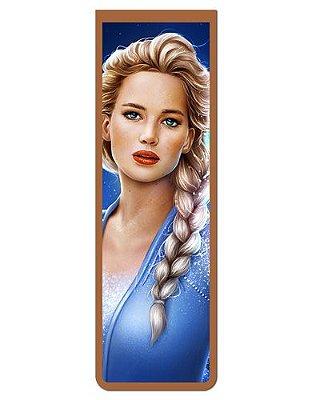 Marcador De Página Magnético Elsa Frozen - Disney - MPD01