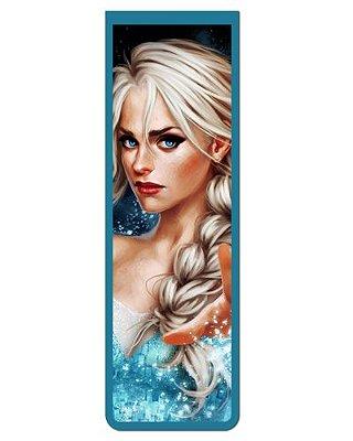 Marcador De Página Magnético Elsa Frozen - Disney - MPD07