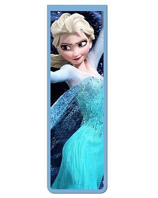 Marcador De Página Magnético Elsa Frozen - Disney - MPD08