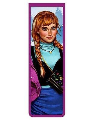 Marcador De Página Magnético Anna Frozen - Disney - MPD17