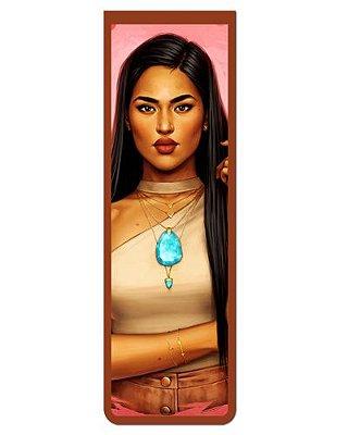 Marcador De Página Magnético Pocahontas - Disney - MPD24