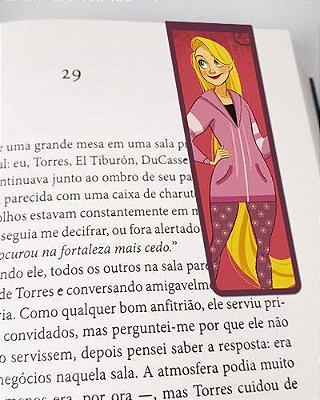 Marcador De Página Magnético Rapunzel - Disney - MPD41
