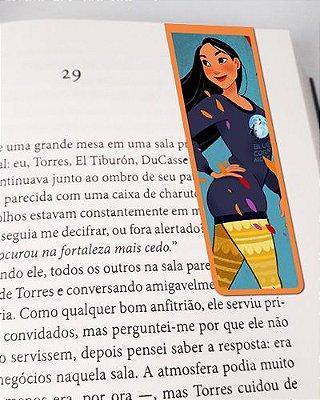 Marcador De Página Magnético Pocahontas - Disney - MPD50