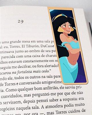 Marcador De Página Magnético Jasmine - Disney - MPD55