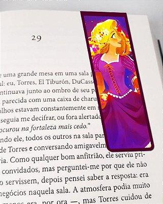 Marcador De Página Magnético Rapunzel - Disney - MPD82