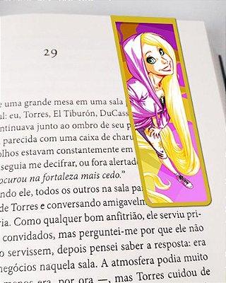 Marcador De Página Magnético Rapunzel - Disney - MPD84