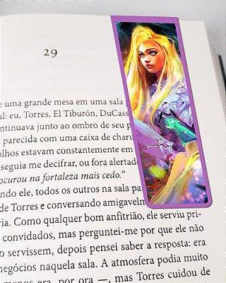Marcador De Página Magnético Rapunzel - Disney - MPD85