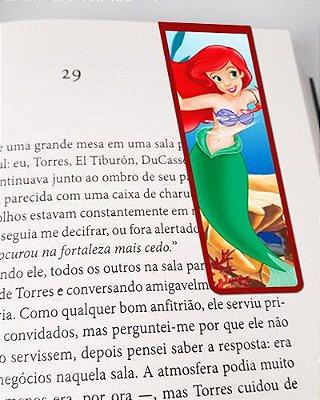 Marcador De Página Magnético Ariel - Disney - MPD102
