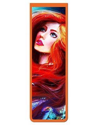 Marcador De Página Magnético Ariel - Disney - MPD103