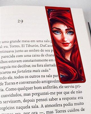 Marcador De Página Magnético Ariel - Disney - MPD105