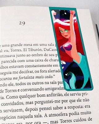 Marcador De Página Magnético Ariel - Disney - MPD107