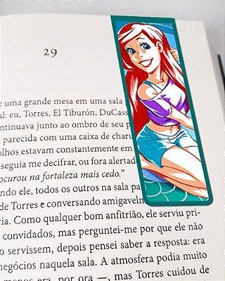 Marcador De Página Magnético Ariel - Disney - MPD111