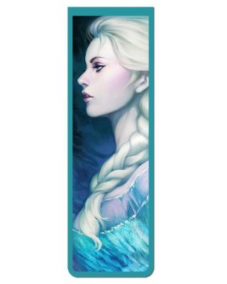 Marcador De Página Magnético Elsa Frozen - Disney - MPD143