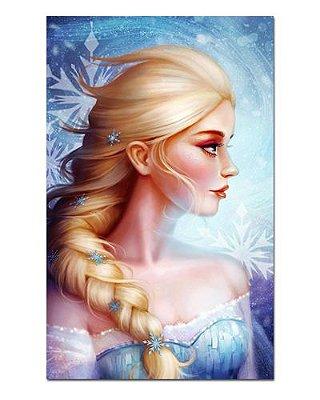 Ímã Decorativo Elsa Frozen - Disney - IPD42