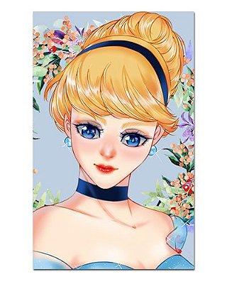 Ímã Decorativo Cinderela - Disney - IPD48