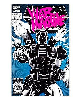Ímã Decorativo Capa de Quadrinhos - Iron Man - CQM65