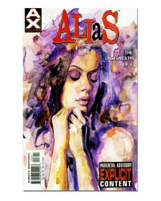 Ímã Decorativo Capa de Quadrinhos - Jessica Jones - CQM82