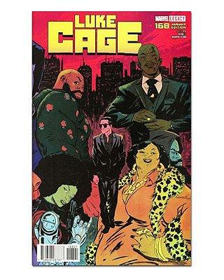 Ímã Decorativo Capa de Quadrinhos - Luke Cage - CQM103