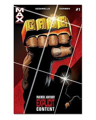 Ímã Decorativo Capa de Quadrinhos - Luke Cage - CQM105