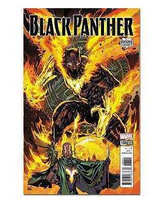 Ímã Decorativo Capa de Quadrinhos - Pantera Negra - CQM118