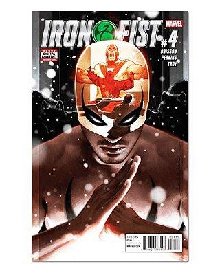 Ímã Decorativo Capa de Quadrinhos - Punho de Ferro - CQM130