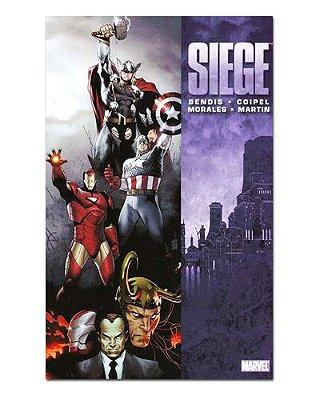 Ímã Decorativo Capa de Quadrinhos - Sagas Marvel - CQM145