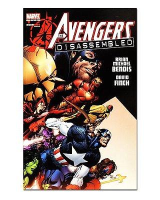 Ímã Decorativo Capa de Quadrinhos - Vingadores - CQM153