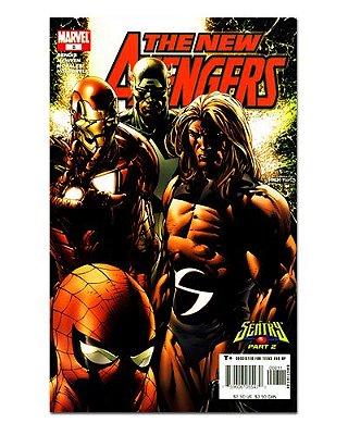 Ímã Decorativo Capa de Quadrinhos - Vingadores - CQM160