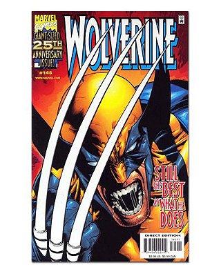 Ímã Decorativo Capa de Quadrinhos - Wolverine - CQM165