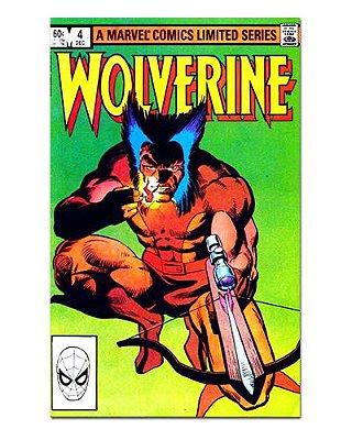 Ímã Decorativo Capa de Quadrinhos - Wolverine - CQM166