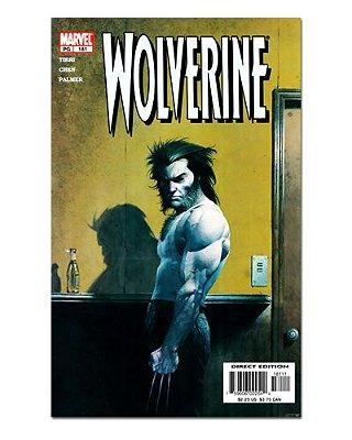 Ímã Decorativo Capa de Quadrinhos - Wolverine - CQM168