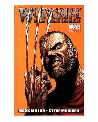 Ímã Decorativo Capa de Quadrinhos - Wolverine - CQM169