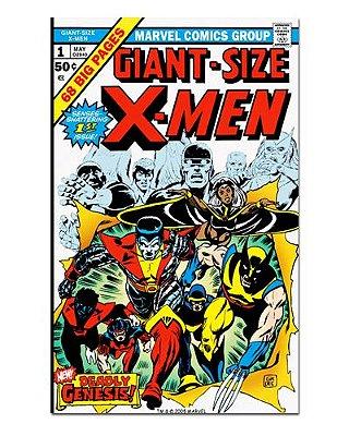 Ímã Decorativo Capa de Quadrinhos - X-Men - CQM176