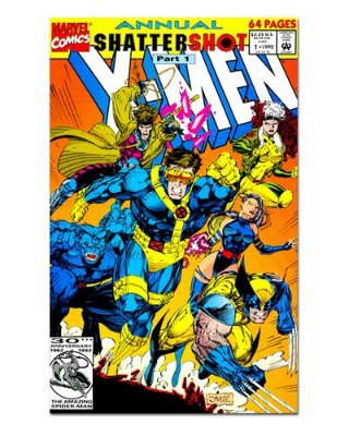 Ímã Decorativo Capa de Quadrinhos - X-Men - CQM177