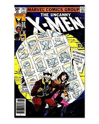 Ímã Decorativo Capa de Quadrinhos - X-Men - CQM180