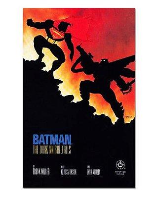 Ímã Decorativo Capa de Quadrinhos - Batman - CQD11
