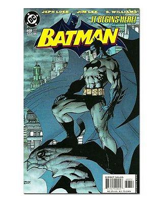 Ímã Decorativo Capa de Quadrinhos - Batman - CQD12