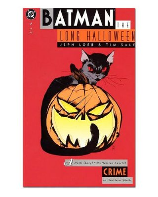 Ímã Decorativo Capa de Quadrinhos - Batman - CQD15