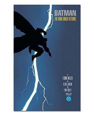 Ímã Decorativo Capa de Quadrinhos - Batman - CQD19