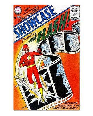Ímã Decorativo Capa de Quadrinhos - The Flash - CQD37