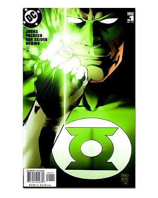 Ímã Decorativo Capa de Quadrinhos - Lanterna Verde - CQD63