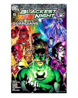 Ímã Decorativo Capa de Quadrinhos - Lanterna Verde - CQD68