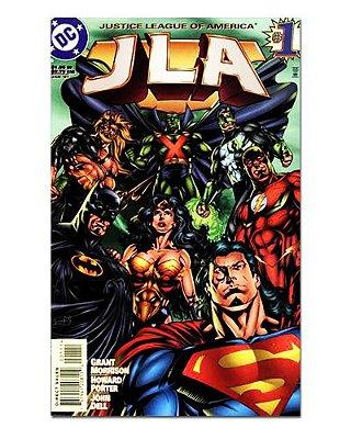 Ímã Decorativo Capa de Quadrinhos - Liga da Justiça - CQD75