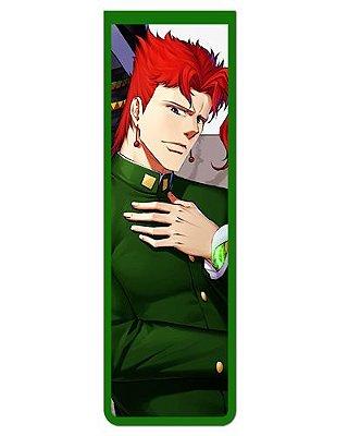 Marcador De Página Magnético Kakyoin - JoJo's Bizarre - MAN518